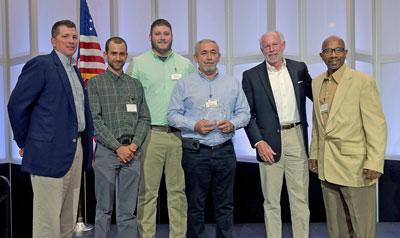 2018 SVAM Award EMC