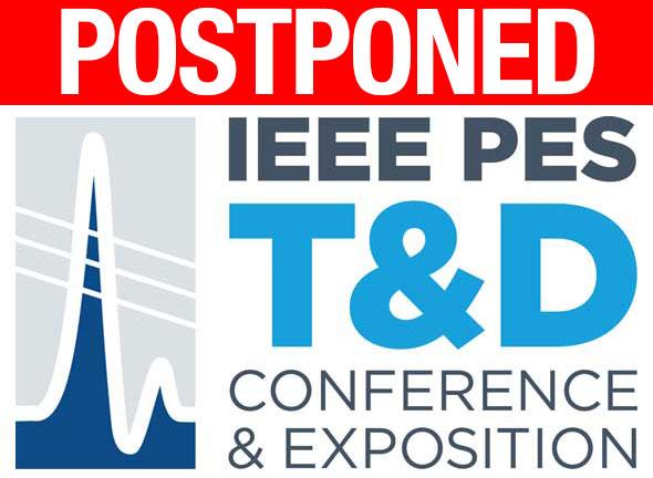 IEEE PES T&D logo