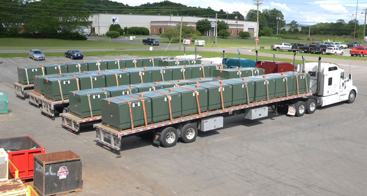 5 Loads of Federal Pacific Switchgear